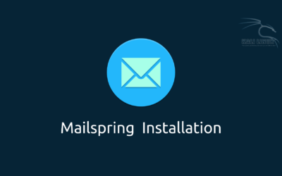 Installation of Mailspring in Kali Linux