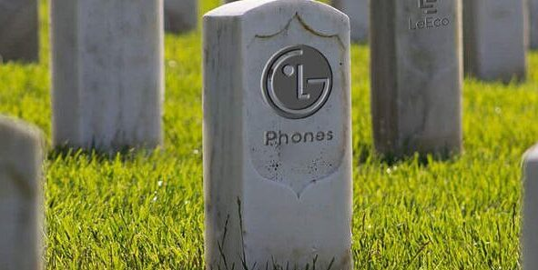 LG May Shut Down its Smartphone Business!
