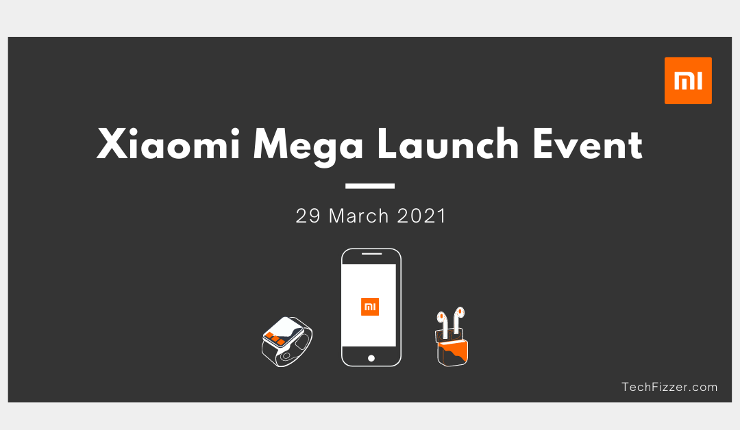 Xiaomi Is Going To Launch 16 New Products!