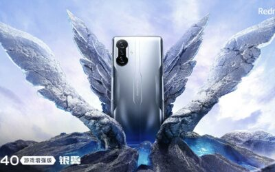 Redmi Launched K40 Gaming Enhanced Edition: The Thinnest Gaming Phone of The Year!